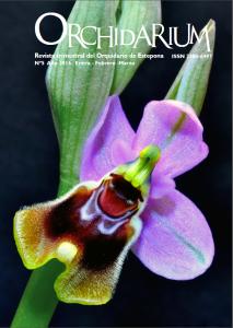 Portada Orchidarium Vol. 5